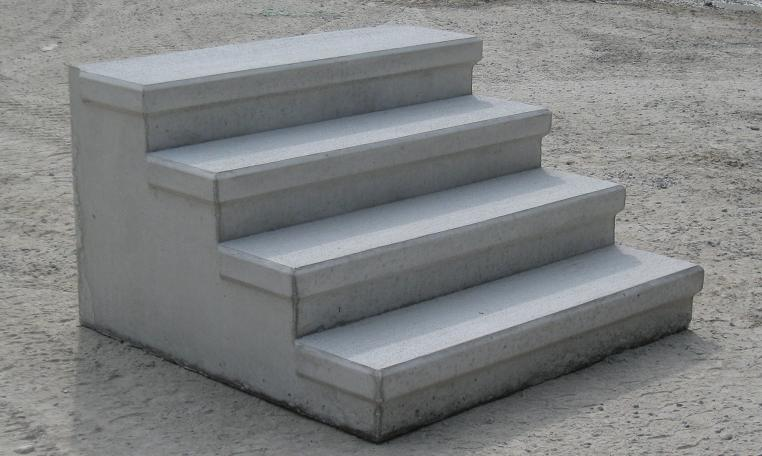 Mono Concrete Step Llc Steps Without Platforms