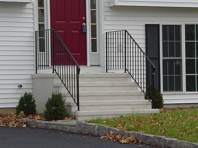 Mono Concrete Step Llc Steps With Platforms